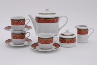 Сервиз чайный Сабина 15 предметов 0979
