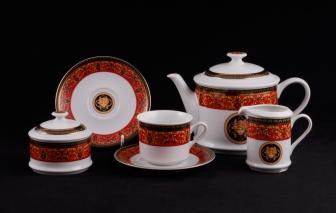 Сервиз чайный Сабина 15 предметов 979B