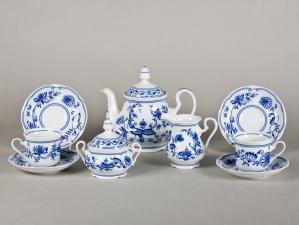 Сервиз чайный 15 предметов 0055