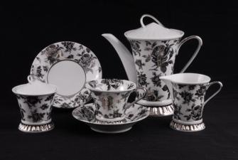 Сервиз чайный Светлана 15 предметов 57160725-2202