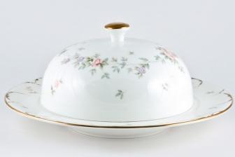 Тарелка с крышкой 25 см
