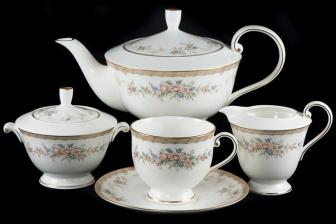 Сервиз чайный 15 предметов на 6 пресон
