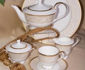 Сервиз чайный 15 предметов 6 персон